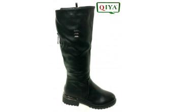 Сапоги Женские зимние QIYA (VTLZ1-21-22-M1985)