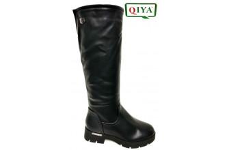 Сапоги Женские зимние QIYA (VTLZ1-21-22-M798)