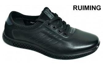 Туфли Подростковые демисезонные на мальчика RUIMING (VTLD5-21-T5251)