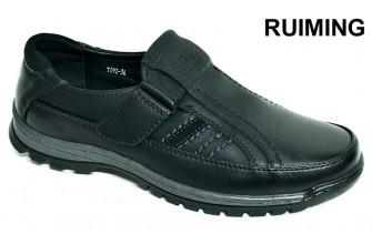 Туфли Подростковые демисезонные на мальчика RUIMING (VTLD5-21-T292)