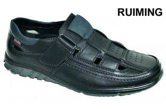 Туфли Подростковые демисезонные на мальчика RUIMING (VTLD5-21-TL3853)