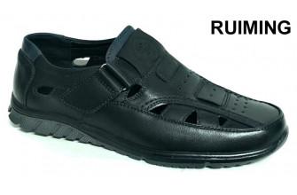 Туфли Подростковые демисезонные на мальчика RUIMING (VTLD5-21-TL3852)
