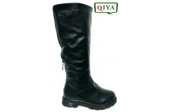 Сапоги Женские зимние QIYA (VTLZ1-21-22-M1659)