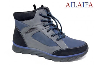 Ботинки Мужские зимние AILAIFA (VTLZ20-21-B89673-9)