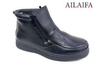 Ботинки Мужские зимние AILAIFA (VTLZ20-21-B8311)