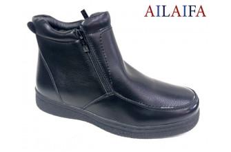 Ботинки Мужские зимние AILAIFA (VTLZ20-21-A99910-2)