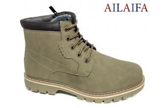 Ботинки Мужские зимние AILAIFA (VTLZ20-21-A89020-8)