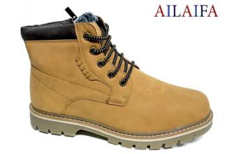 Ботинки Мужские зимние AILAIFA (VTLZ20-21-A89020-11)