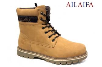 Ботинки Мужские зимние AILAIFA (VTLZ20-21-A89021-11-1)