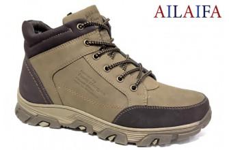 Ботинки Мужские зимние AILAIFA (VTLZ20-21-B89501-08F)