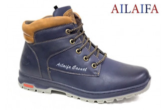 Ботинки Мужские зимние AILAIFA (VTLZ20-21-B89526-9)