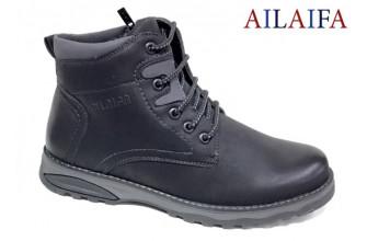 Ботинки Мужские зимние AILAIFA (VTLZ20-21-B89601)