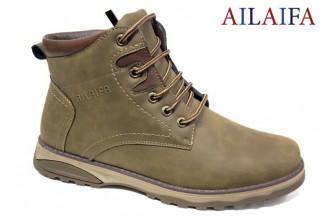 Ботинки Мужские зимние AILAIFA (VTLZ20-21-B89601-8)
