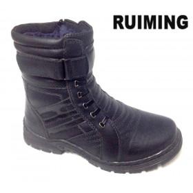 Ботинки Детские зимние на мальчика RUIMING (VTLZ9-10-A726)
