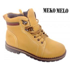 Ботинки Подростковые зимние на мальчика MEKO MELO (VTLZ9-10-TE7329-6)