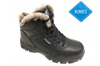 Ботинки Мужские зимние KMEI (KMNZ8-9-408-1)