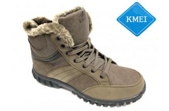Ботинки великаны Мужские зимние KMEI (KMNZ8-9-2200-2)