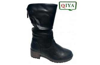Сапоги Женские зимние QIYA (VTLZ1-20-21-M2105)