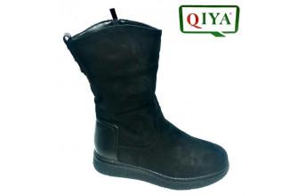 Сапоги Женские зимние QIYA (VTLZ1-20-21-MC2122)