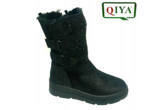 Сапоги Женские зимние QIYA (VTLZ1-20-21-M2111)