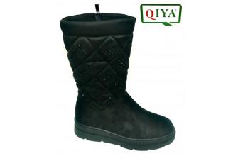 Сапоги Женские зимние QIYA (VTLZ1-20-21-M2115)