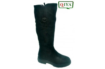 Сапоги Женские зимние QIYA (VTLZ1-20-21-MC836)