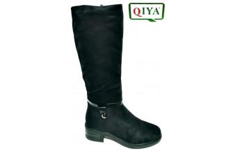 Сапоги Женские зимние QIYA (VTLZ1-20-21-MC2081-1)
