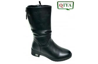 Сапоги Женские зимние QIYA (VTLZ1-20-21-M2038)