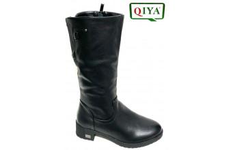 Сапоги Женские зимние QIYA (VTLZ1-20-21-M20301)