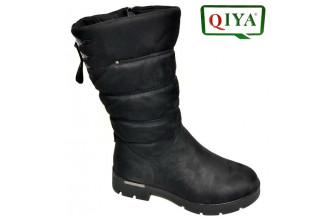Сапоги Женские зимние QIYA (VTLZ1-20-21-M701)