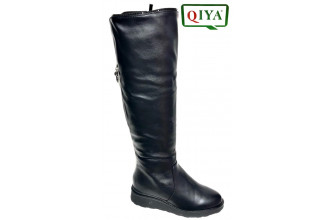 Сапоги Женские зимние QIYA (VTLZ1-20-21-M1955)