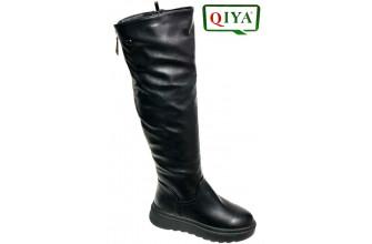 Сапоги Женские зимние QIYA (VTLZ1-20-21-M2023)