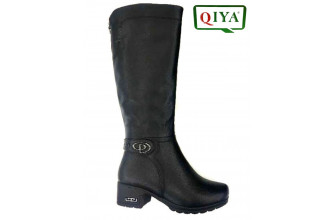 Сапоги Женские зимние QIYA (VTLZ1-20-21-M51-1)