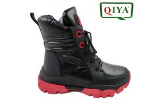 Ботинки Женские зимние QIYA (VTLZ1-20-21-M1993)