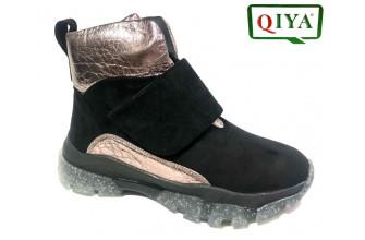 Ботинки Женские зимние QIYA (VTLZ1-20-21-M1991)