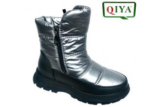 Ботинки Женские зимние QIYA (VTLZ1-20-21-MQ692)
