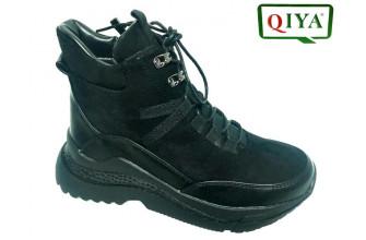 Ботинки Женские зимние QIYA (VTLZ1-20-21-M2153)