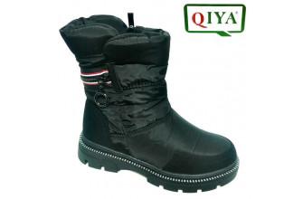 Ботинки Женские зимние QIYA (VTLZ1-20-21-M1971)