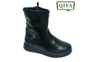 Ботинки Женские зимние QIYA (VTLZ1-20-21-M2125)