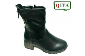 Ботинки Женские зимние QIYA (VTLZ1-20-21-M2108)