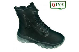 Ботинки Женские зимние QIYA (VTLZ1-20-21-M1992)