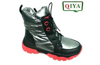 Ботинки Женские зимние QIYA (VTLZ1-20-21-MQ1993)