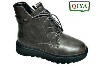 Ботинки Женские зимние QIYA (VTLZ1-20-21-MF2022-1)