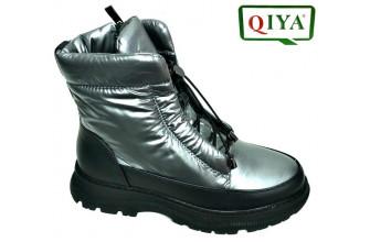 Ботинки Женские зимние QIYA (VTLZ1-20-21-MQ691)