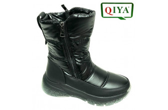 Ботинки Женские зимние QIYA (VTLZ1-20-21-M2079)