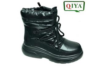 Ботинки Женские зимние QIYA (VTLZ1-20-21-M1911)