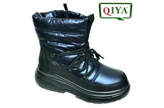Ботинки Женские зимние QIYA (VTLZ1-20-21-MP1911)