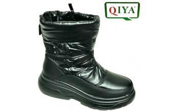 Ботинки Женские зимние QIYA (VTLZ1-20-21-M1912)