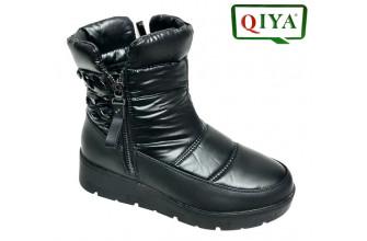 Ботинки Женские зимние QIYA (VTLZ1-20-21-M1309)
