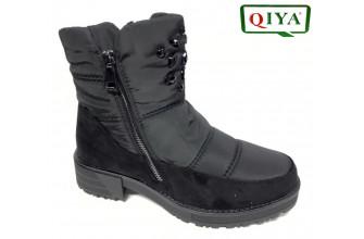 Ботинки Женские зимние QIYA (VTLZ9-10-M589)